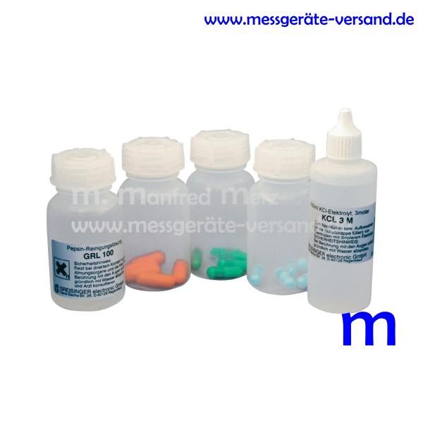 Greisinger Arbeits- und Kalibrierset GAK 1400 für pH-Messgeräte