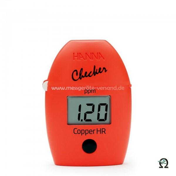 Mini-Photometer Checker HI702 f. Kupfer Hoch