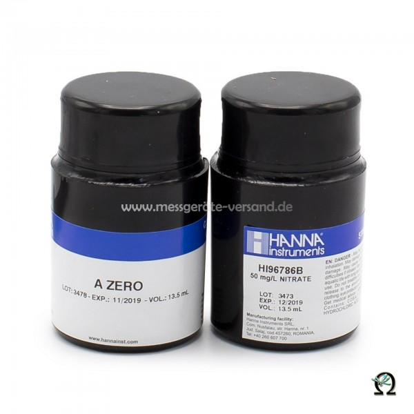 Kalibrierstandard HI96786-11 CAL CHECK Nitrat