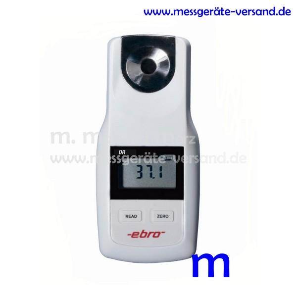 Refraktometer DR-11 für Zucker mit ATC