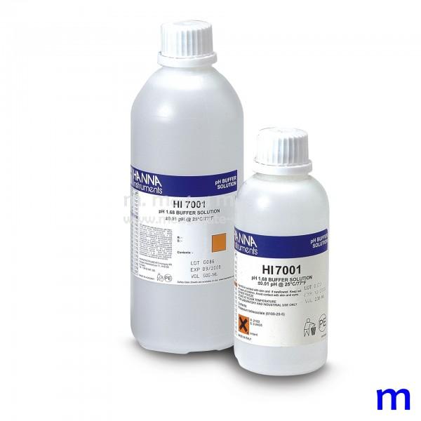Hanna Pufferlösung HI7001 pH 1,68