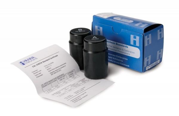 Kalibrierstandard HI96726-11 CAL CHECK Nickel Hoch