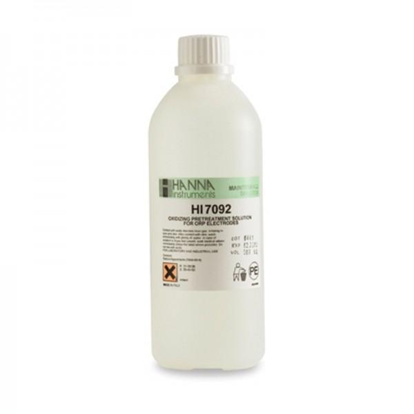 Hanna Oxidierende Redox-Vorbehandlungslösung HI7092L 500ml