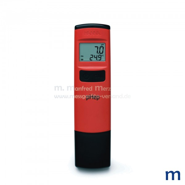 pH-Messgerät Hanna HI98107 phep Pocketmeter