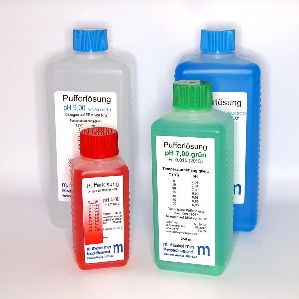 Pufferlösung pH 2,0 mit Analysezertifikat