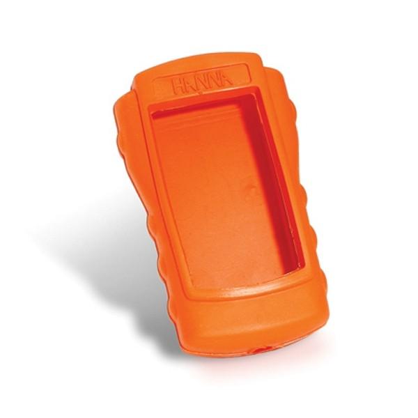 Schutzhülle orange f. tragbare Kompaktmessgeräte mit breitem Gehäuse