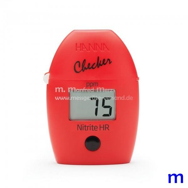 Mini-Photometer Checker® HI708 f. Nitrit Hoch