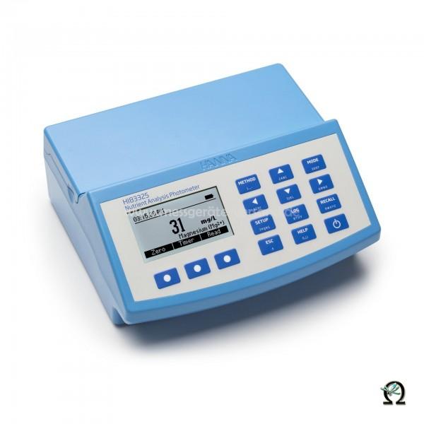 Photometer HI83325 für NPK- und pH-Analyse