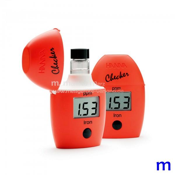 Mini-Photometer Checker HI721 f. Eisen