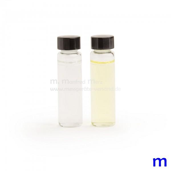 Kalibrierstandard HI721-11 Eisen 0 und 1 ppm