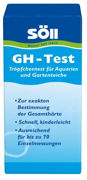 Söll Gesamthärte (GH)-Test