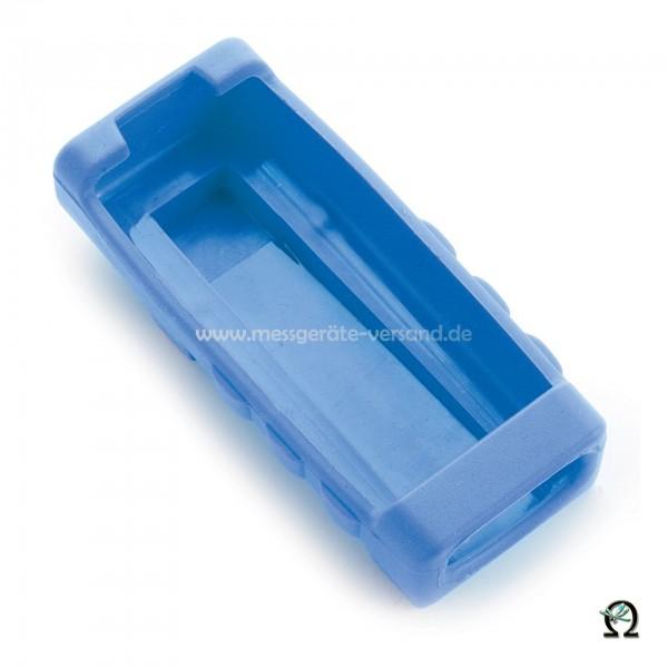 Schutzhülle blau f. tragbare Hanna Kompaktmessgeräte mit schmalem Gehäuse