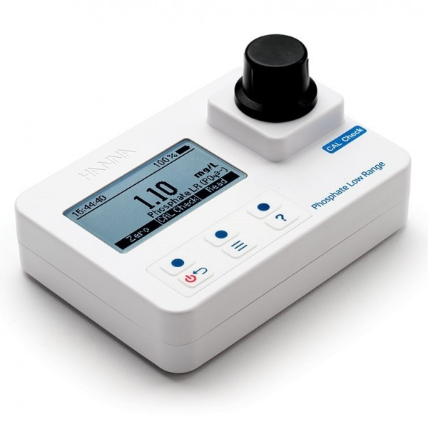 Kompakt-Photometer HI97713 für Phosphat Niedrig 0,00-2,50 mg/l